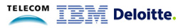 TELECOM - IBM - Deloitte