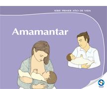 Serie Primer año de vida - Amamantar