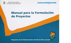 Manual para la Formulación de Proyectos