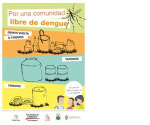 Prevención de dengue